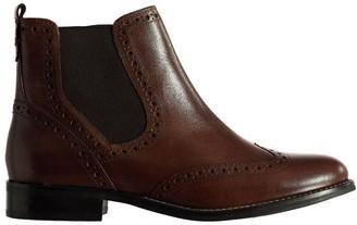 Firetrap Tess Chelsea Boots Ladies
