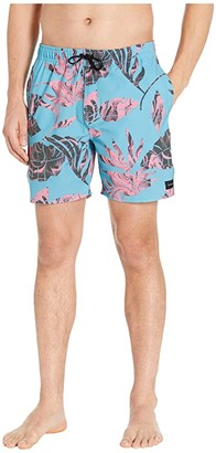 Rip Curl Vacation Volley (Teal) Men's Swimwear