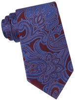 MICHAEL Michael Kors Scalloped Paisley Silk Tie
