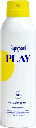Supergoop! Play Antioxidant Body Mist SPF 50 Sunscreen