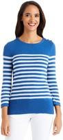 J.Mclaughlin Marina Sweater in Stripe