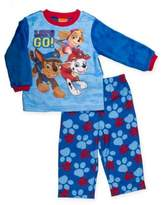 "Nickelodeon 2-Piece ""Let's Go"" Paw Patrol Pajama Set"