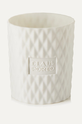 Claus Porto Chypre Cedar Poinsettia Scented Candle, 270g - Colorless