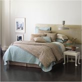 Dransfield and Ross Upstairs Metropole Duvet, King - Taupe - King