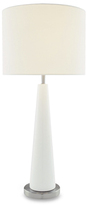 Rekha White Table Lamp