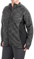 Columbia Optic Got It Hooded Jacket (For Plus Size Women)