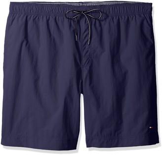 Tommy Hilfiger Men's Big & Tall Swim Short