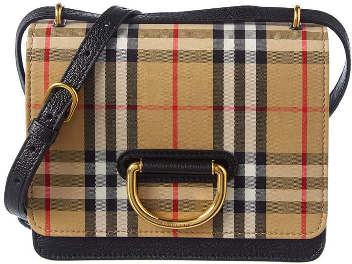 78eea8c5a1bc Burberry Check Bag - ShopStyle