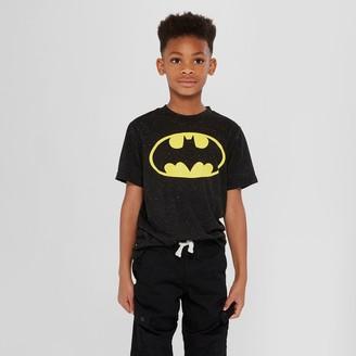 Dc Comics Boys' Batman Graphic T-Shirt -