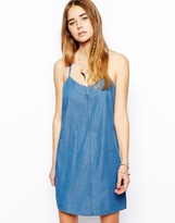 Asos Denim Cami Dress