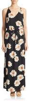Ivanka Trump Floral Maxi Dress