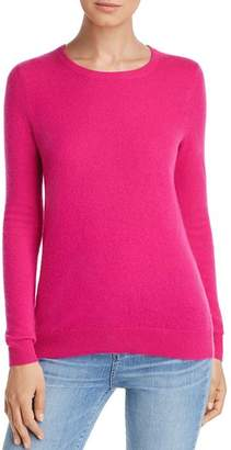 Bloomingdale's C by Crewneck Cashmere Sweater - 100% Exclusive