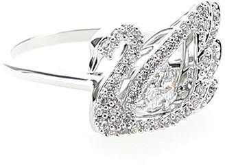 Swarovski Dancing Swan Ring