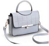 NICOLE&DORIS Fashion Small Handbag Women Crossbody Shoulder Bag Satchel Purse Durable PU
