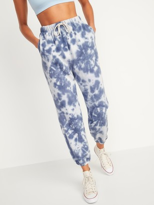 Old Navy Extra High-Waisted Jogger Sweatpants for Women