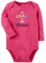 Carter's Gram Is The Coolest Cotton Bodysuit, Baby Girls (0-24 months)