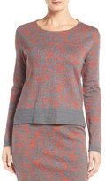 BOSS Emka Jacquard Sweater