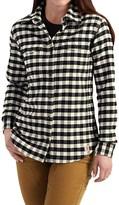 Carhartt Hamilton Flannel Shirt - Long Sleeve, Factory Seconds (For Women)