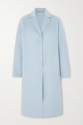 Stella McCartney Wool Coat - Blue