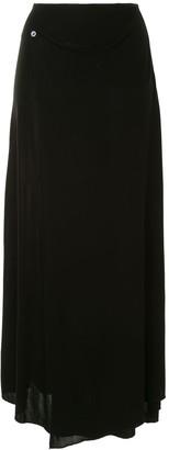 Our Legacy Wrap-Style Maxi Skirt