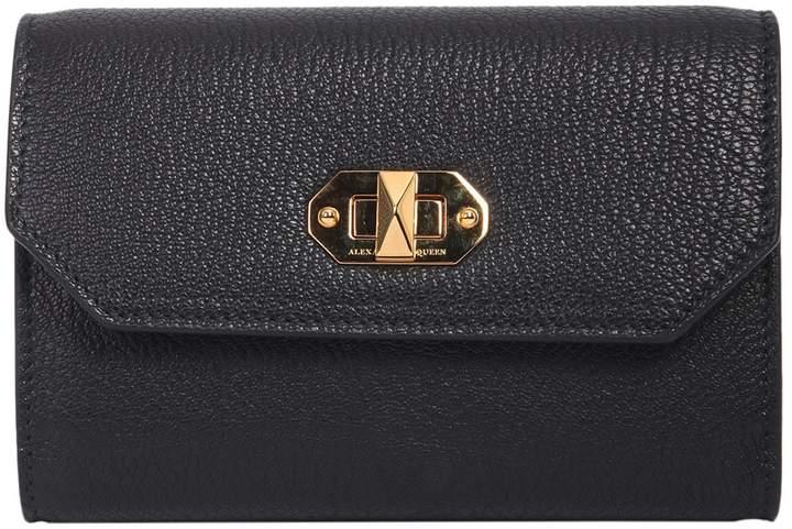 Alexander McQueen Medium Continental Wallet