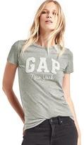 Gap NY logo crew tee