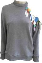 Christopher Kane Grey Cotton Knitwear for Women
