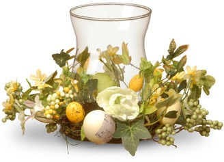 National Tree Company Artificial Easter Candle Holder