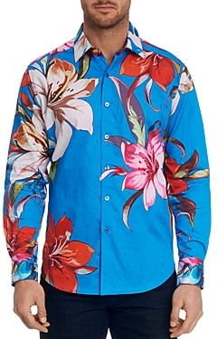 Robert Graham Limited Edition Gremlin Classic Fit Button-Down Shirt