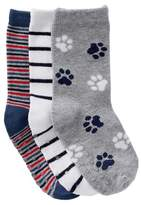 Joe Fresh Socks - Pack of 3 (Toddler Boys)