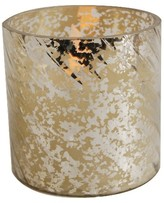 """A&B Home Antique Gold Candle Holder - 7"""""""