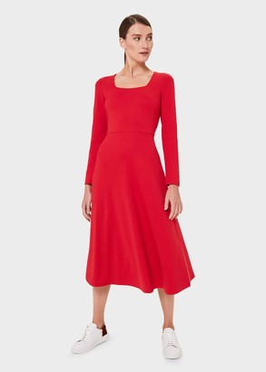 Hobbs Marina Jersey Dress
