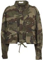 Faith Connexion Camouflage Jacket