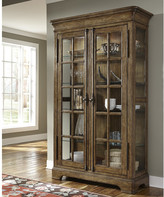Loon Peak Gilcrest Curio Cabinet