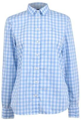 Gant Broadcloth Gingham Shirt