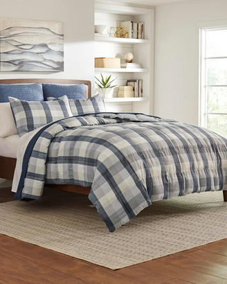 Nautica Portsmouth Micro Suede Comforter Set