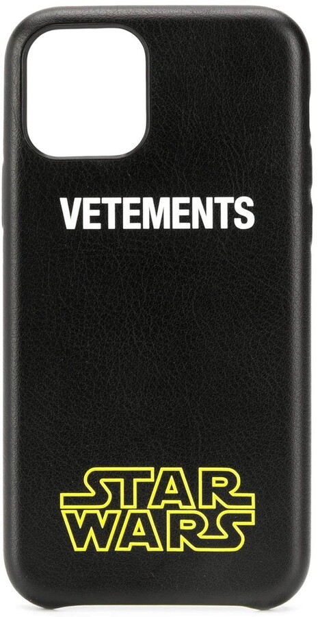 Vetements x star wars iphone 11 case