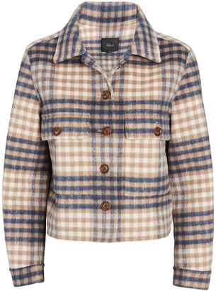 Rails Steffi Plaid Flannel Jacket