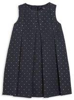 Lili Gaufrette Toddler's & Little Girl's Pleated Dress