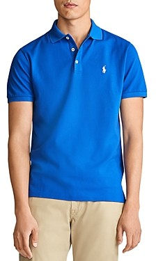 Polo Ralph Lauren Custom Slim Fit Stretch Polo Shirt