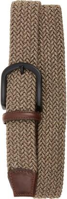 Torino Braided Melange Belts