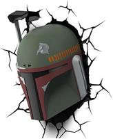 Star Wars 3D Light - Boba Fett