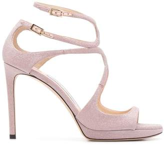 Jimmy Choo stiletto sandals