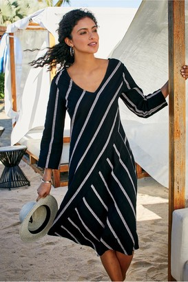 Talls Linen Beachy Dress