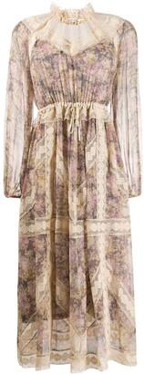 Zimmermann floral print day dress