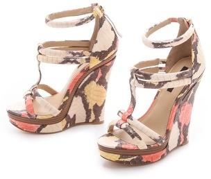 Rachel Zoe Katia Platform Sandals