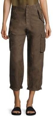 Vince Solid Utility Pants