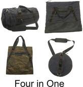 Firetrap 4in1 Denim Bag