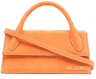 Jacquemus Mini Long Trapeze Two-Way Bag