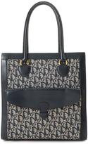 Christian Dior Pre-Owned Trotter Canvas Tote